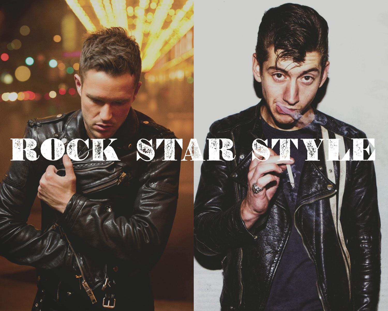 Abby Williamson: Rock Star Style: Brandon & Alex