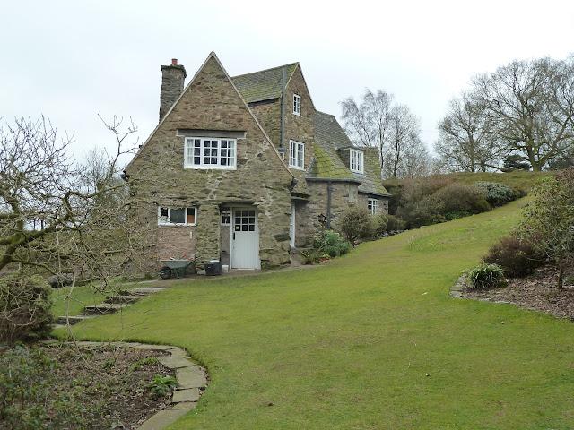 Stoneywell Cottage National Trust