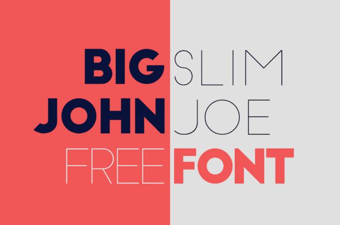 Slim-joe-free-font