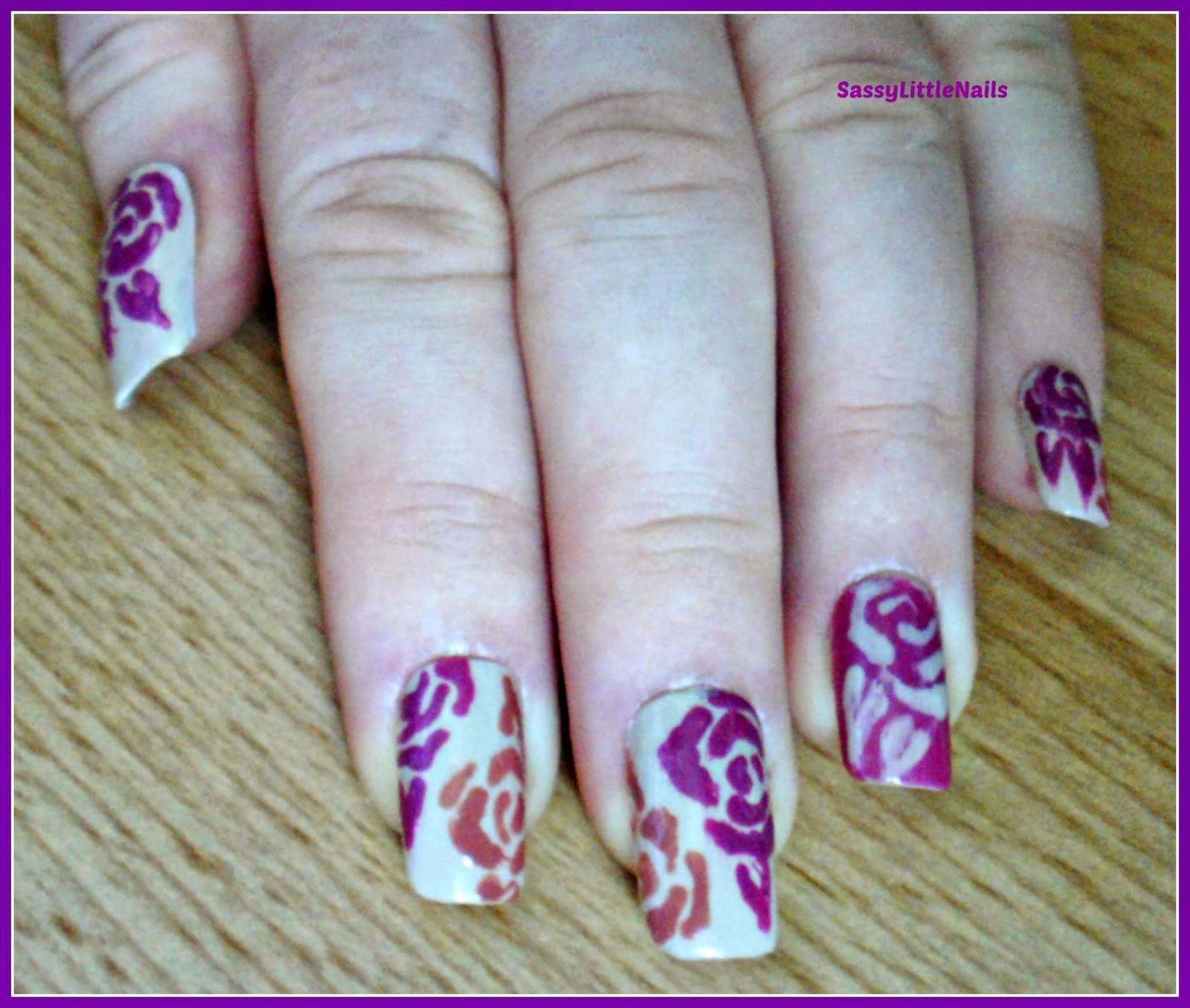Holiday Nails Jlt: SassyLittleNails: Benecos Natural Nail Polishes Review