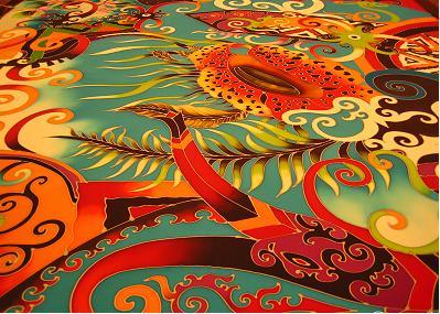 Yoki Mirantiyo Seni Rupa 2 Dimensi Dan 3 Dimensi
