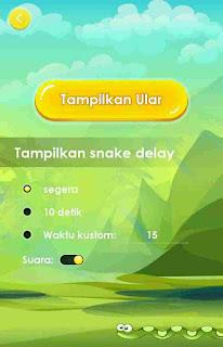 Cara-menampilkan-ular-dilayar-android-dengan-aplikasi-snake-on-screen