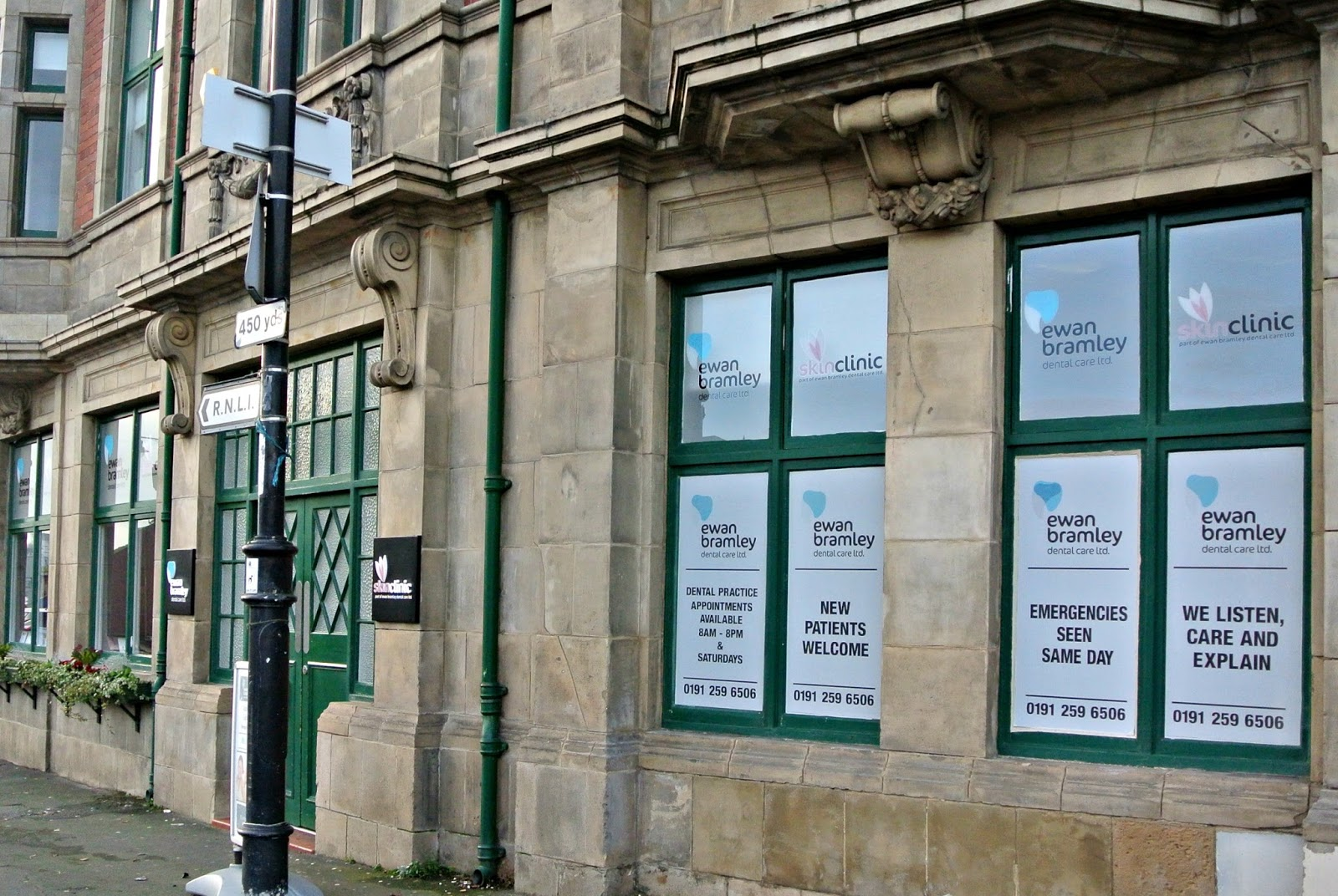 Ewan Bramley Dental Care North Shields