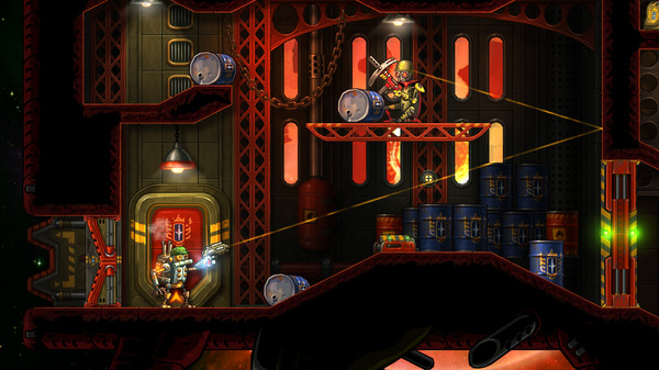 SteamWorld Heist PC Game