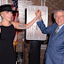 FOTOS HQ Y VIDEO: Lady Gaga y Tony Bennett en ceremonia de iluminación del 'Empire State' - 03/08/16