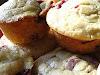 Cherry-Vanilla Ricotta Muffins