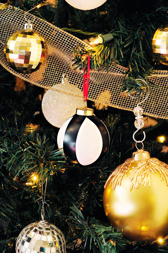 Eclectic holiday ornament inspiration