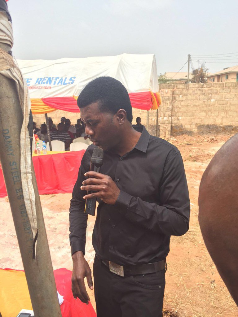 Photos: Reno Omokri Opens Orphanage Home In Benin City (Photos)