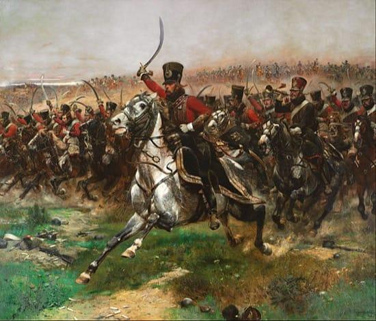 Caballería napoleónica