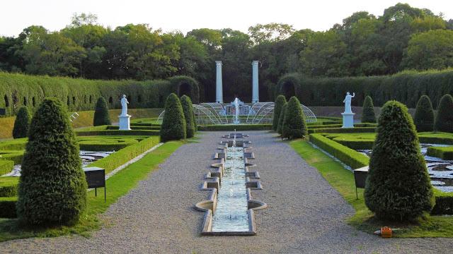 パレスハウステンボス 庭園