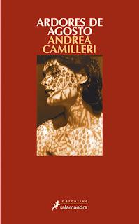 Ardores de agosto Andrea Camilleri