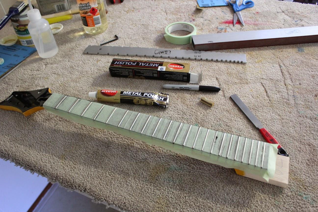 guitar kit builder solid body prs fret birdies. Black Bedroom Furniture Sets. Home Design Ideas