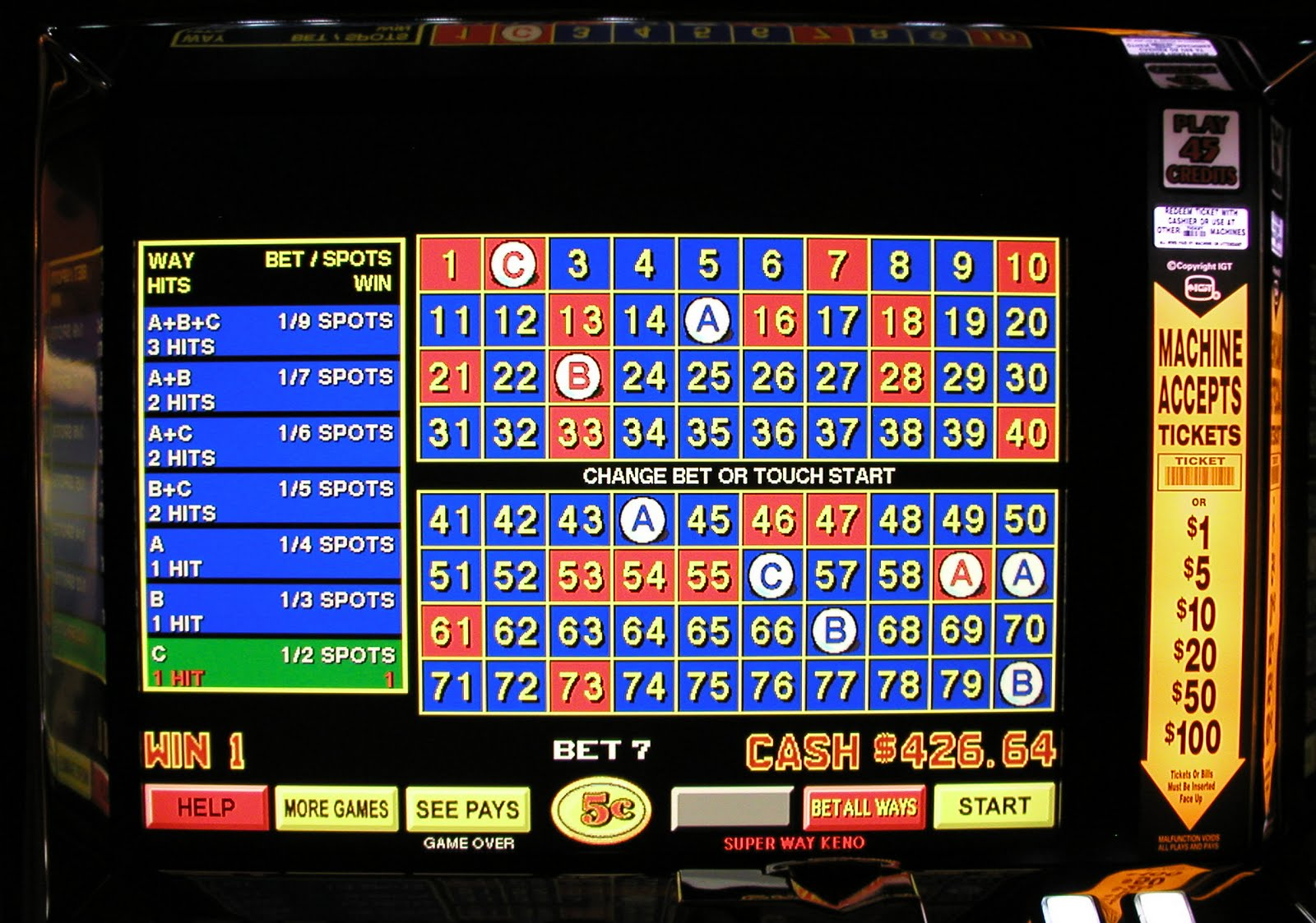 Kilroys News Igt Game King 30 Games In One Slot Machine