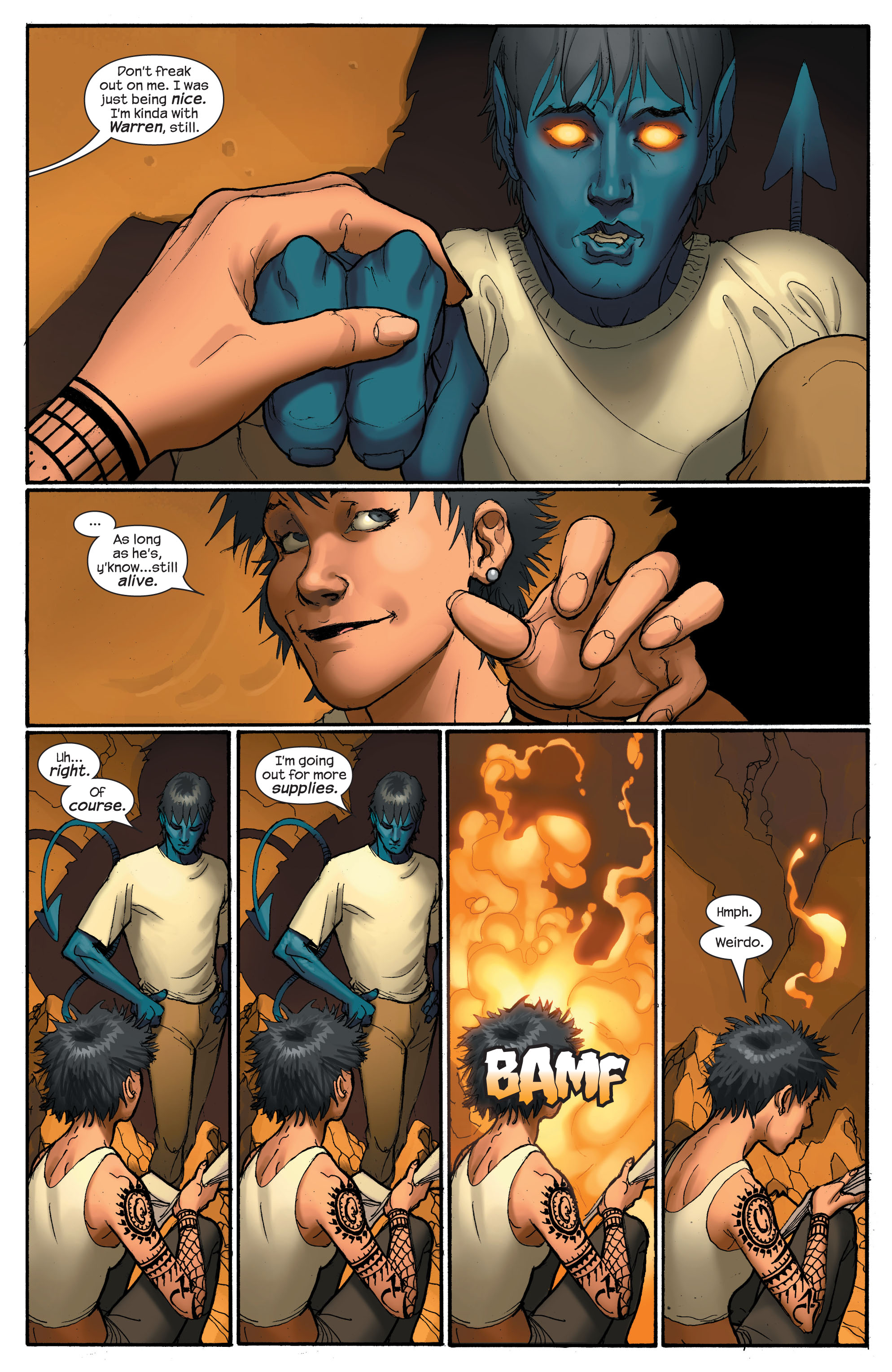 Read online Ultimate X-Men comic -  Issue # _Annual 2 - 16