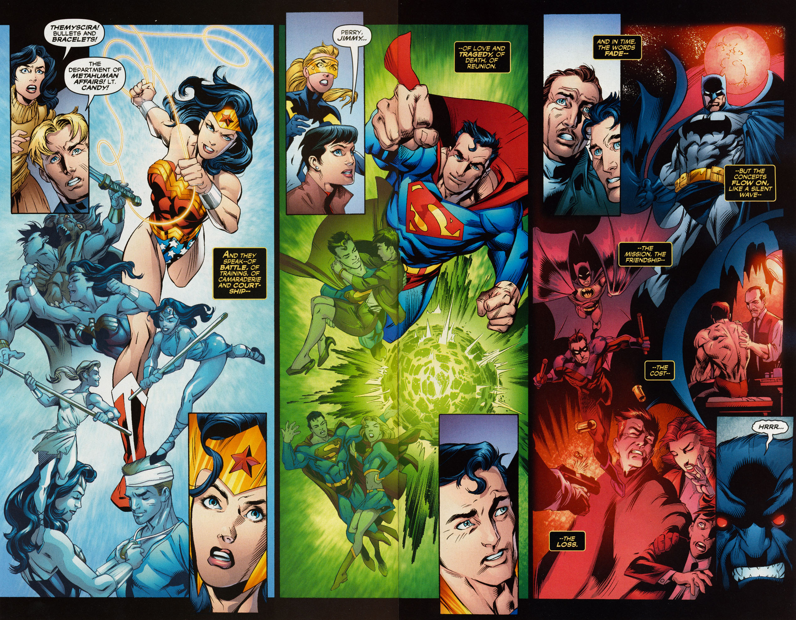 Read online Trinity (2008) comic -  Issue #38 - 10