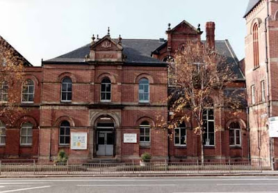 Leeds College of Music, Woodhouse Lane 1990s