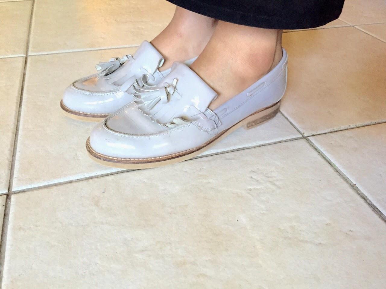 Shoes of Saudi Arabia photography project Al-Khobar Razan blog