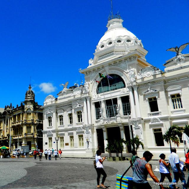 Salvador - Palácio Rio Branco