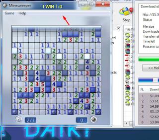 Screenshot win intermediate level