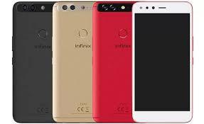 Infinix Zero 5 hues