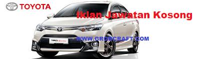 Jawatan Kosong Terkini UMW Toyota