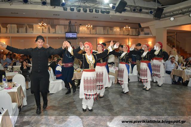 """Ο χορός του Συλλόγου Κρητών Πιερίας """"ΟΙ ΣΤΑΥΡΑΕΤΟΙ"""". (ΦΩΤΟ)"""