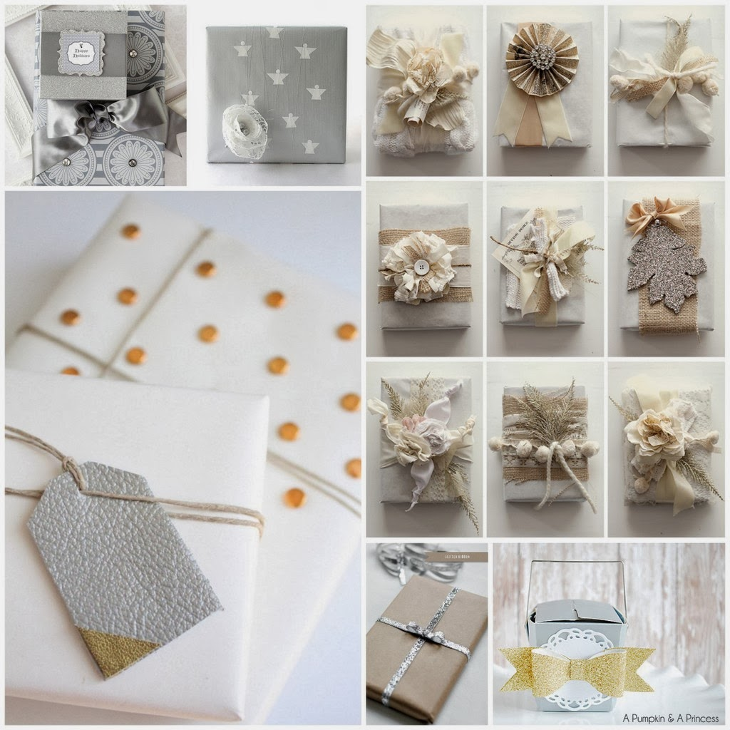Creativity Unmasked Six For Saturday Or Sunday Festive Wrapping