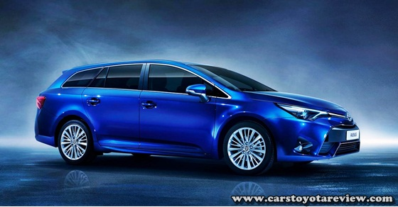 Toyota Avensis 2016 Model