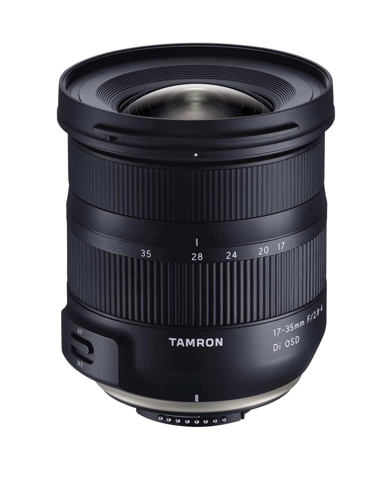 Объектив Tamron 17-35mm f/2.8-4 Di OSD (A037)