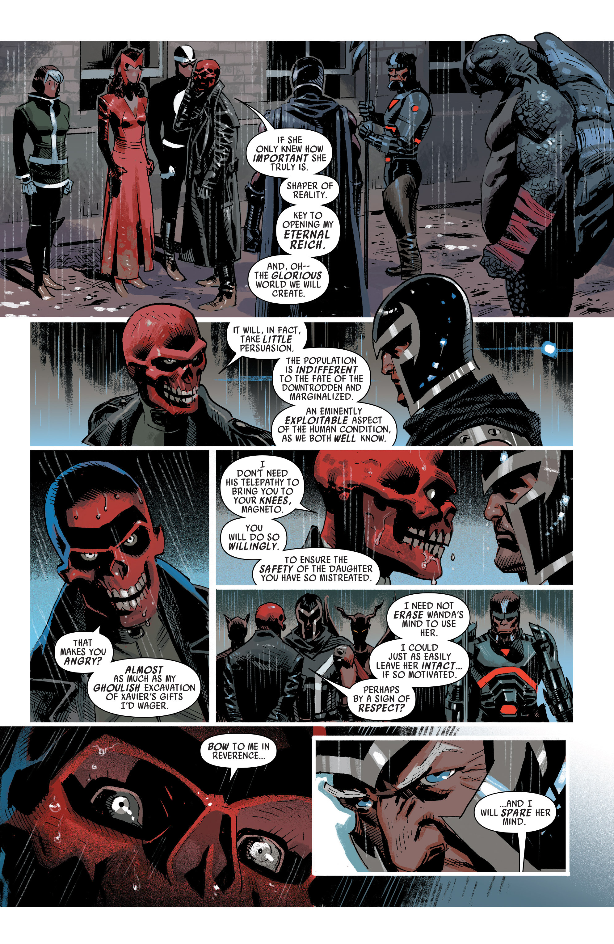 Read online Uncanny Avengers (2012) comic -  Issue #25 - 4