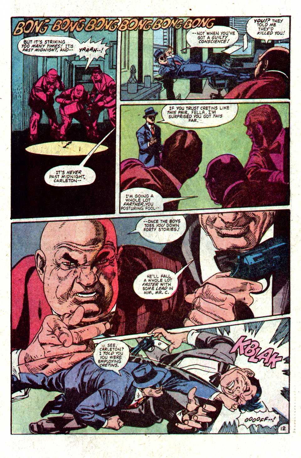 Read online Secret Origins (1986) comic -  Issue #28 - 34