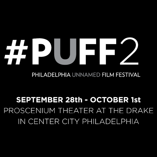 Philadelphia Unnamed Film festival banner