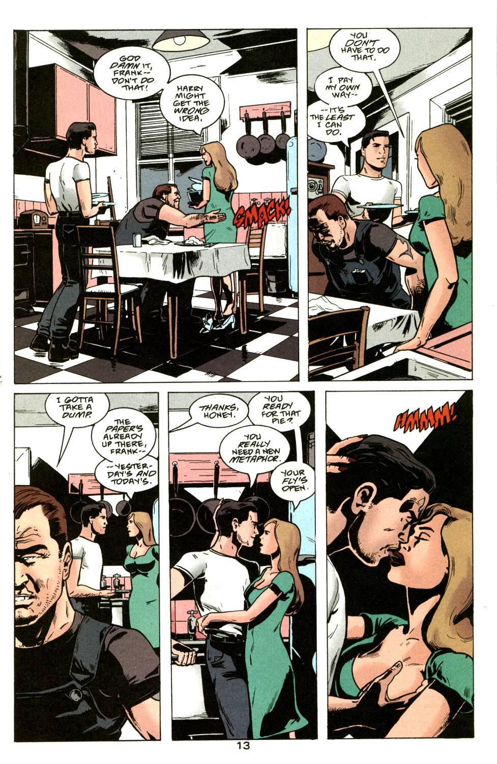 Read online American Century comic -  Issue #9 - 14