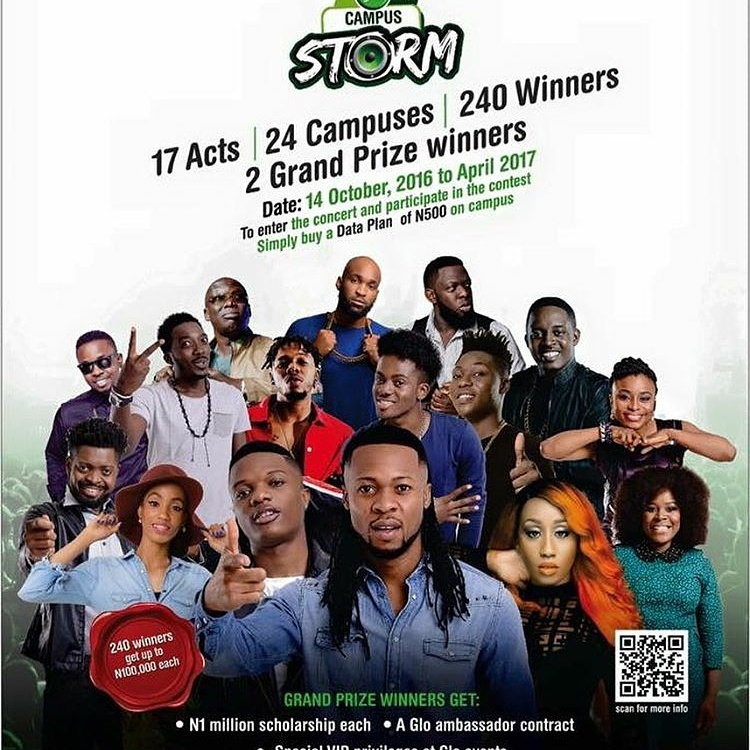 GLOBACOM SHUTS UNEC DOWN WITH TIMAYA, MI AND RUNTOWN, DJNEPTUNE AND