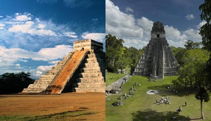10 Tempat Peninggalan Suku Maya yang Masih Belum Banyak Orang Tahu