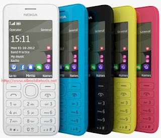 Nokia 206 RM-872 Latest Flash File Download free