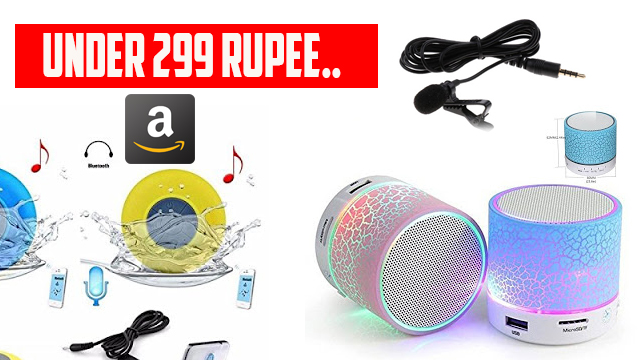 5 Smartphone Gadgets Under 300 Rupees On Amazon.in