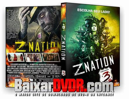 Z Nation – 3ª Temporada (2017) DVD-R AUTORADO