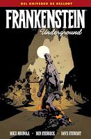 El universo Hellboy abre sus puertas a Frankenstein
