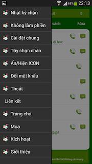 Chặn Cuộc Gọi Và SMS tốt nhất cho Android nhiều người dùng