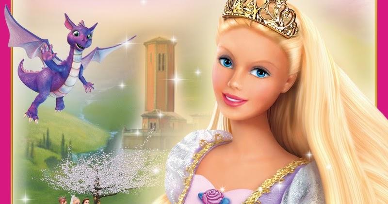 Watch Barbie as Rapunzel (2002) Full Movie (Online)