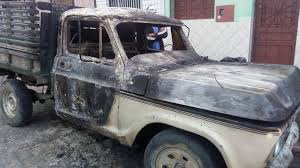 Homem comete atos de vandalismo em cidade do interior da PB