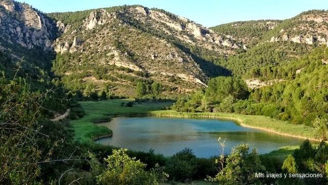Laguna de Taravilla, Parque Natural del Alto Tajo