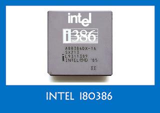 Intel i80386 (1985)
