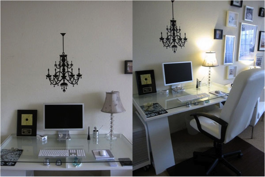 Let's Decorate Online: CREATING AN IDEAL HOME OFFICE