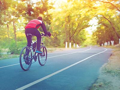 Puravankara Zenium cycling