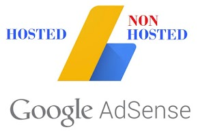 The Differences of The Hosted and Non Hosted Adsense