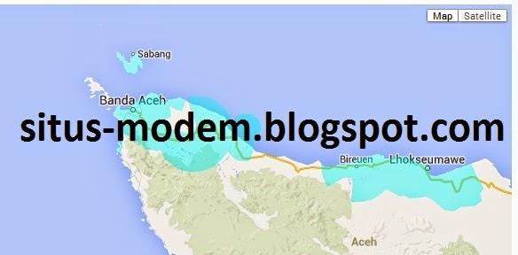 Inilah Jangkauan Sinyal Smartfren Di Seluruh Indonesia [Update]
