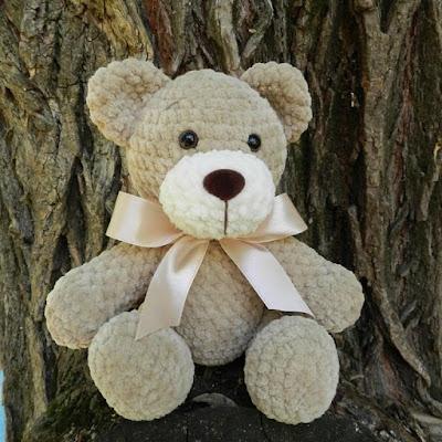 Плюшевый мишка Тед