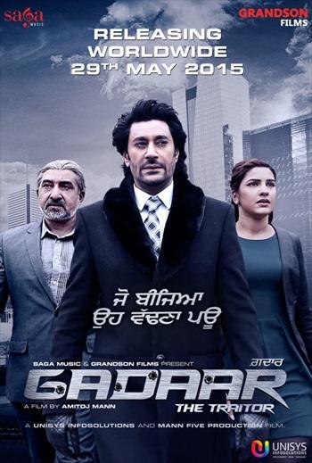 Gaddar The Traitor 2015 Punjabi Movie Download